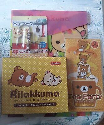 New Rilakkuma San-x lot