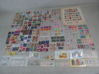 Nystamps British Hong Kong old stamp & block collection with mint