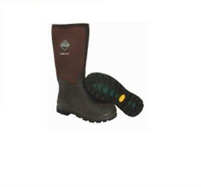 Muck Boot Chore Cool Hi Muck Brown Boots Size 12