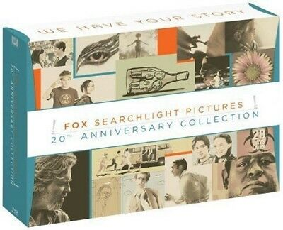 Fox Searchlight 20th Anniversary Collection [Blu-ray Box Set 20 Complete Movies]
