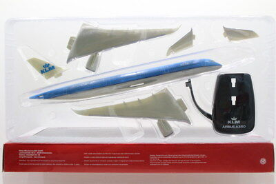 1:200 Herpa 609470 Snap fit Airbus A350 KLM Flugzeug aircraft +OVP/G59