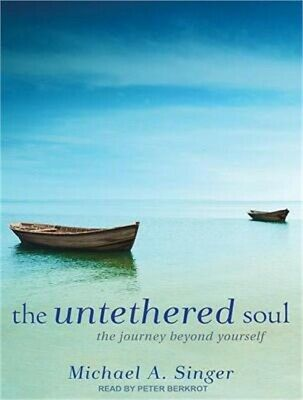 The Untethered Soul: The Journey Beyond Yourself (MP3)