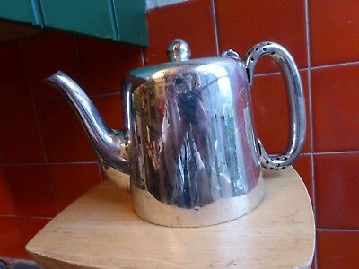 Vintage Walker & Hall Silver Plated Teapot 53312 2HP