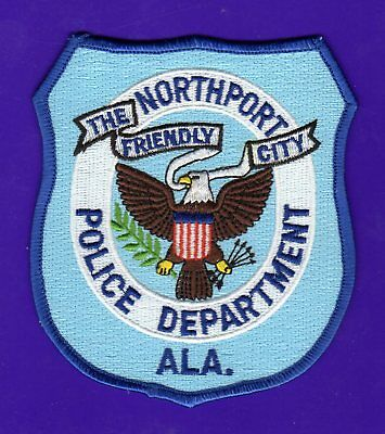 ALABAMA - Northport Police Patch