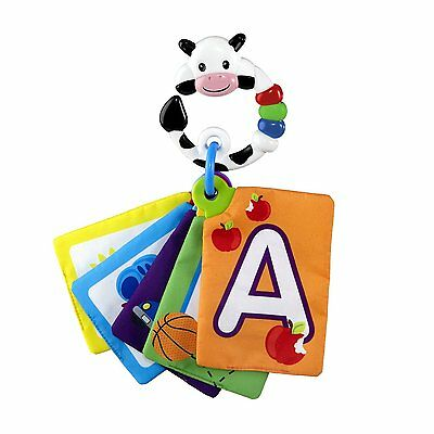 Baby Einstein Animal Discovery Traditional Flashcards Cow