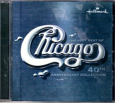 Chicago CD The Very Best of, 40th Anniversary Collection