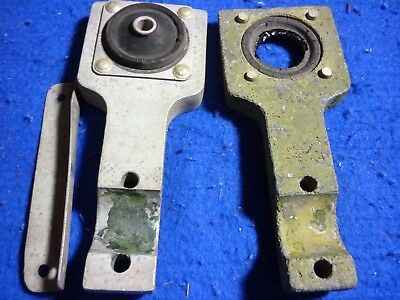 Vintage Aircraft T-6 SNJ Harvard instrument panel mounts