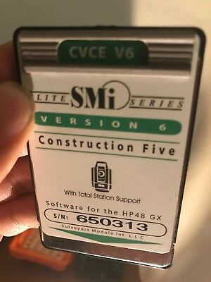 SMI software card V6, Overlay, Manual/quick Reference & Video Tutorial Vhs Tape