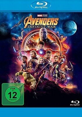 Avengers: Infinity War - (Chris Hemsworth) # BLU-RAY-NEU