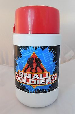 1990's Vintage Small Soldiers Thermos Lunch