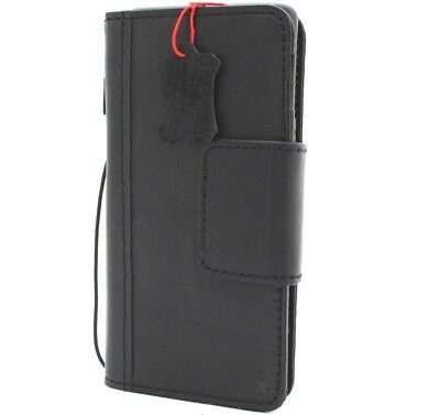 genuine leather Case fo samsung galaxy note 9 book wallet magnetic cover soft IL