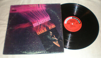 CHARLIE BYRD 1966 DREAMSVILLE lp- COLUMBIA RECORD CLUB EXCLUSIVE- STEREO