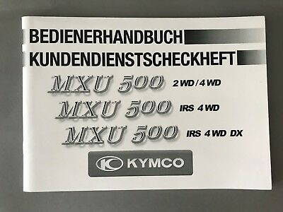 4WD Bremsscheibe NG 180mm Kymco MXU 500 2WD