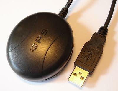 USB GPS Empfänger Maus Notebook Laptop Universell Receiver Mouse Venus 8 Chip
