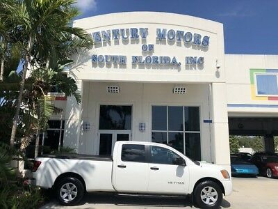 2009 Nissan Titan  22 SERVICE RECORDS NEW TIRES 7 FT BED 4 DR CREW CAB