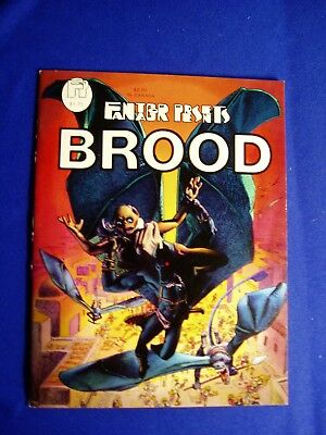 Fantagor Presents Brood (Fantagor 5). Richard Corben  .1st print. VFN/NM