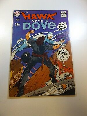 Hawk and the Dove #3 VG condition Free shipping on orders over $100.00!
