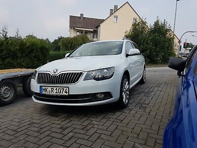 Skoda Superb 2.0 TDI Best of Wartung Neu!!!!!!