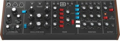 New Behringer Model D Synthesizer Free USA Shipping Best Deal on ebay!!