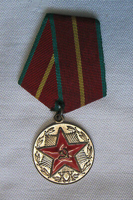 "Soviet Medal ""For Impeccable Service"" 20 years"