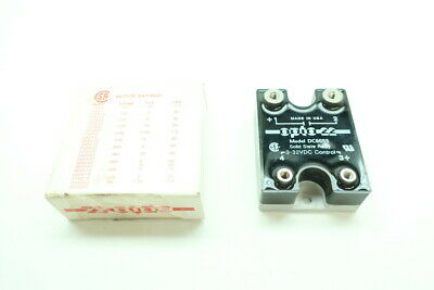 Opto 22 DC60S5 Solid State Relay 3-32v-dc