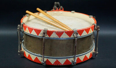 "Ww2 H.jugend German Marching Drum -""ahs"""