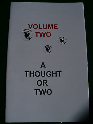 Funny quotes A Thought or Two Eastern Star one liners OES booklet 24 pg Vol II
