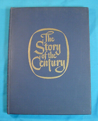 GREAT BOOK: THE STORY OF THE CENTURY 100TH INFANTRY DIVISION  c1946 UNIT HISTORY