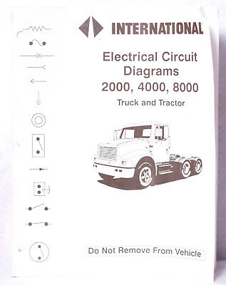 International Truck Electrical Circuit Diagrams Manual for 2000 international truck electrical circuit diagram manual 1000 4000