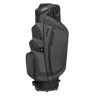 New Ogio Shredder Cart Bag (Dark Static)