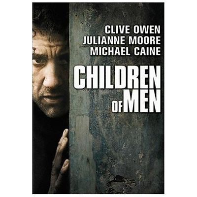Children of Men (DVD, 2007, Full Frame)