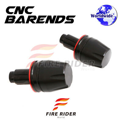 FRW 5Color Space CNC Bar Ends For Yamaha XJR 1300 99-07 99 00 01 02 03 04 05 06