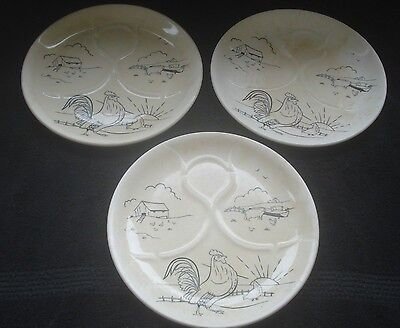 Vintage Royal Tudor Ware Barker Bros. LTD England Margaret Jamieson Set of 3