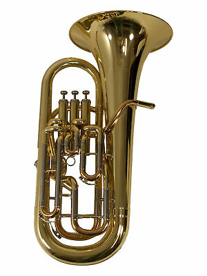 Jupiter JEP1120 L in B Euphonium - Messing lackiert