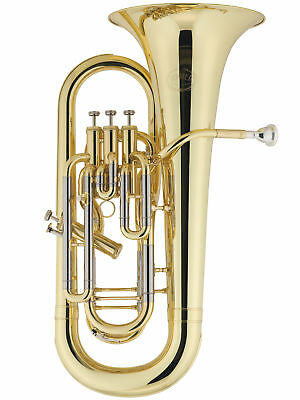 Jupiter JEP1020 in B Euphonium - Messing lackiert