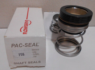 Flowserve Pac-Seal Shaft Seal  756