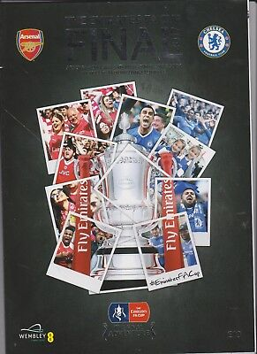 2017 F.A.Cup Final.Arsenal v Chelsea.