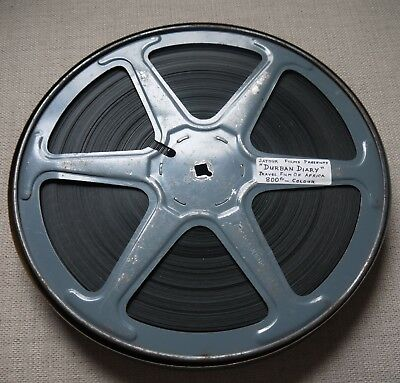 FILM ONE REEL  800ft 16mm COLOUR/SOUND DURBAN DAIRY SOUTH AFRICA