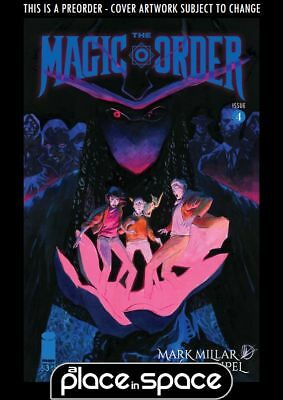 (Wk37) The Magic Order #4C - Scalera Variant - Preorder 12Th Sep