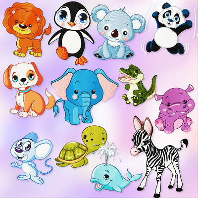 Cuties No 2 12 Machine Embroidery Designs Cd 4 Sizes Included