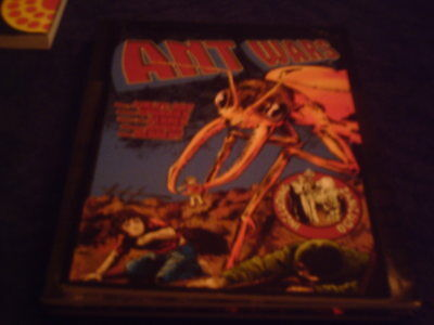 ant wars graphic novel  early 2000ad  paperback