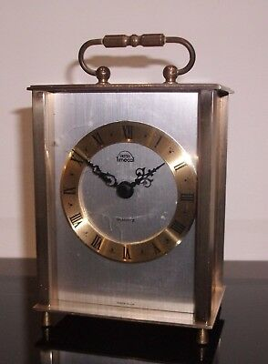 Vintage Smiths Timecal Mantel Carriage clock