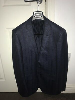 Versace Suit Jacket - Large
