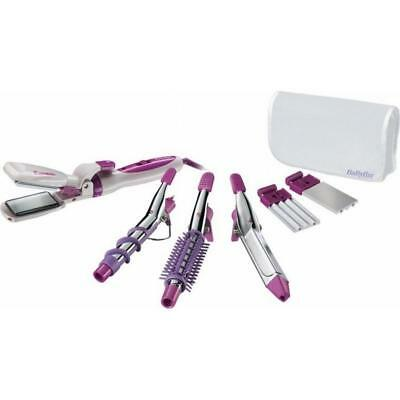 Babyliss, Multistyling-Set, »Fun Style« 2020Ce Lila/silber