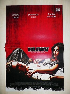 BRAVO Girl 743/744 A3 Poster ab 2000 mit Sean William Scott und Blow / Film