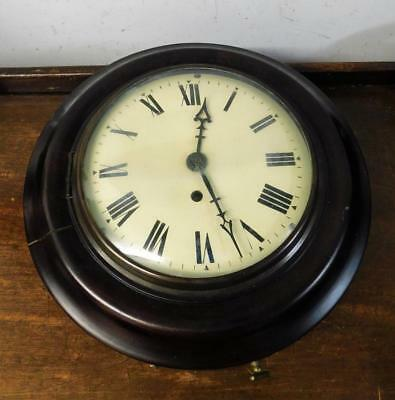 small modern fusee dial clock