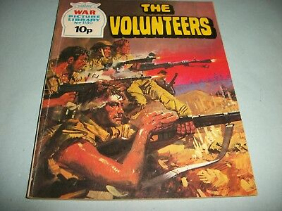 1976  War Picture Library comic no. 1180