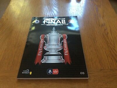 FA CUP FINAL 2018 - Chelsea v Manchester United