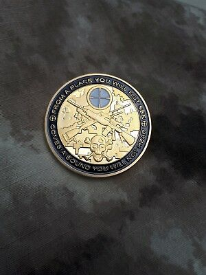 US SNIPER Collectors Coin Münze SOCOM DEVGRU ARMY RANGER AIRBORNE SPECIAL FORCES