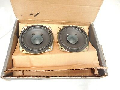 Honda Goldwing 1800 Front Speakers with Box